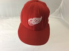 Detroit Red Wings New Era NHL Red Cap ,