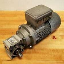 Nord DriveSystems 80S/4 CUS BRE10 HL Motor, 1SI40VH-N56C-80S/4C, 1710 RPM - USED