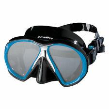 Atomic Aquatics Subframe Black / Royal Blue Scuba Mask Regular Fit