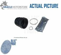 NEW BLUE PRINT TRANSMISSION END DRIVESHAFT CV JOINT BOOT KIT OE QUALITY ADH28153