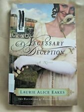 The Daughters of Bainbridge House: A Necessary Deception : A Novel 1 by Laurie A