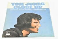 Tom Jones - Close Up, VINYL LP