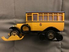 Matchbox 'Models of Yesteryear' 1923 Scania-Vabis Post Bus. Boxed- lovely!