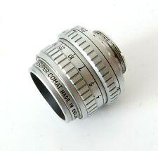 Bell & Howell 20 mm f1.9 C-Mount Lens Convient pour Bolex H16 Caméras De Cinéma
