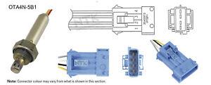 NGK NTK Oxygen Lambda Sensor OTA4N-5B1 fits Volvo 850 2.5 (LS), 2.5 (LW)