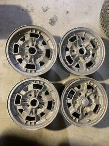 Set of Campagnolo Electron 104 R14 6J +16 4x114,3 wheels Kyusha Datsun JDM