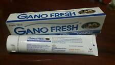 2 Tubes of GANO Excel Fresh Mint Toothpaste 150 G with Ganoderma Lucidum