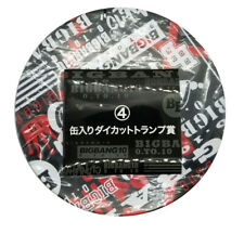 Big Bang Card Tin - Kpop Band Merchandise - Authentic Anime from Japan