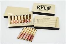 Kylie Jenner Birthday Edition Lip Kit Matte Liquid Lipsticks Lipstick Lip Kit