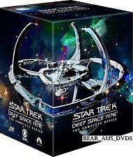 STAR TREK 1993-1999 DEEP SPACE 9 1-7 COMPLETE SISKO DS9 Season Series NEW DVD R1