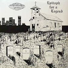 VARIOUS ARTISTS - EPITAPH FOR A LEGEND USED - VERY GOOD CD