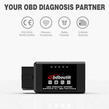 ELM327 Car Code Reader Bluetooth OBD2 Diagnostic Scanner For Android V1.5 CAN