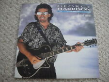 George Harrison ‎– Cloud Nine LP Dark Horse Records ‎– WX 123/ 925 643-1 UK 1987