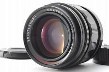 EXC +++++ Voigtlander Nokton 35mm f1.2 Aspherical Objektiv für Leica M VM Mount Japan