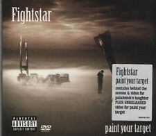 FIGHTSTAR Paint your target 4 TRACK CD NEW - NOT SEALED