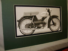 1965  Kreidler Florett German Motorcycle Exhibit from Automotive Museum