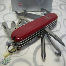 VICTORINOX Swiss Army Knife Super Tinker Red GENERAL OFFICERS KNIVES VIC 1.4703