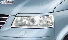 RDX Scheinwerferblenden VW T5 -2009 Böser Blick Blenden Spoiler Tuning