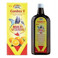 Quiko Combex V 500ml für Vögel Multivitamin Vitamine Vitacombex Saft Ziervögel