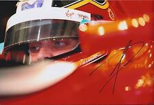 Jerome D'AMBROSIO SIGNED Autograph LOTUS Formula 1 VIRGIN 12x8 Photo AFTAL COA
