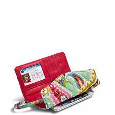 Vera Bradley Strap Wallet in Tutti Frutti NEW