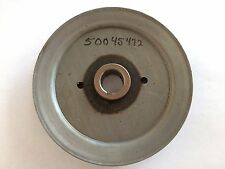 Bush Hog Sheave/Pulley Part #50045472 also known as Part #50074054