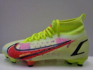"NIKE Mercurial Superfly Pro DF FG Junior Football Boots UK 1 EUR 33 Ref 5641"""