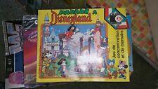 rare jeu vintage parade à Disney Land Donald Mickey dingo minnie. .. neuf New
