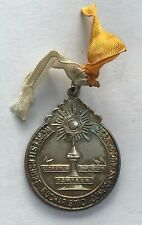 Collectable 1932 Worcestershire Eucharistic Congress Medal - Droitwich