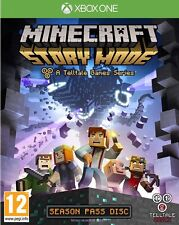 Minecraft Story Mode Focus Home Interactive Xbox One