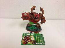 TREE REX Skylanders Giants loose+card+code  figure also works in Trap Team
