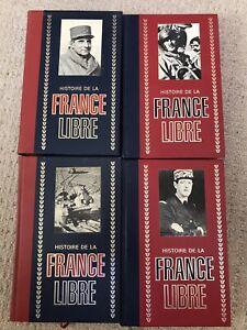 Histoire De La France Libre 4 Tomes