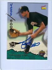 1995 Signature Rookies Todd Helton Rookie Certified Auto Autographed Signed 4055