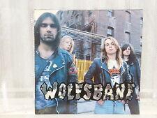 """Wolfsbane - Live Fast Die Fast 12"""" Lp 1989"""