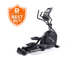NEW Sole E25 Elliptical Cross Trainer with 20 levels of power incline.
