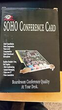 PHOENIX AUDIO SOHO MT101 Soho Pc Card Echo Cancellation room conferencing