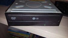 LG 8163/4B DVD-ROM 16X 52X EIDE Black