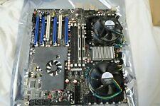 Intel D5400XS Skulltrail Motherboard + 2x Xeon X5482 + 2 x4 Gb FB Dimm DDR2