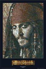Poster FLUCH DER KARIBIK 2 - Jack Mosaic /J. Depp NEU (56175)