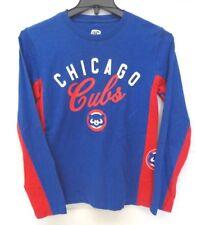 genuine merchandise chicago cubs mlb kids blue long pajama bottoms