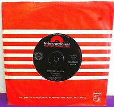 The WHO Pictures Of Lily / Doctor 45 ~ POLYDOR AUSTRALIA 1st Black label  EX!!