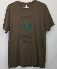 Elder Scrolls T Shirt Nirnroot L SKYRIM OBLIVION BETHESDA Black Briar Reserve