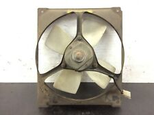 80-82 Prelude Radiator Cooling Fan Denso Assy Shroud Motor Blades Used OEM