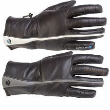 Gants en cuir pour motocyclette Eté