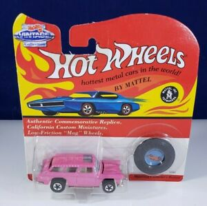 Hot Wheels 1993 Vintage Collection Classic Nomad Pink Diecast 1:64 Scale