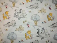 Winnie The Pooh Disney Springs Creative 100% Cotton Fabric 28 Inches