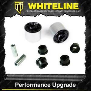 Whiteline Front Control Arm Lower Inner Bush Kit for Mitsubishi Diamante Magna