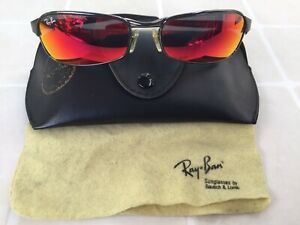 Lunettes de soleil ray ban homme Made In Italy N Serie RB 3149 004/6Q