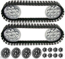 100 Lego TREAD LINKS + 16 GEARS Kit   (technic,nxt,,robot,mindstorms,tank,crane)