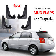 Mud Flaps Mudflaps Splash Guards Mudguard For Toyota Auris Aygo Corolla IQ Yaris